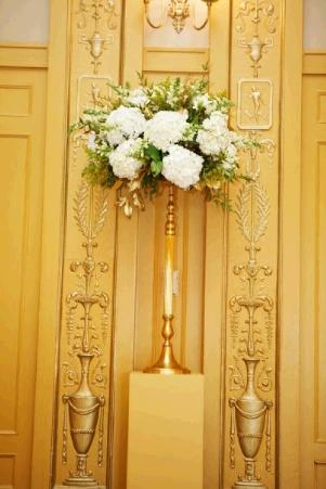 BlueBouquetOrangeWeddingFlowers28